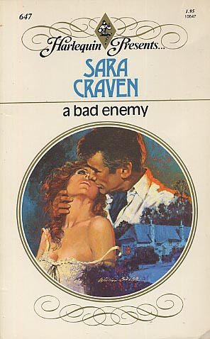 A Bad Enemy by Sara Craven
