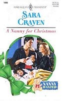 A Nanny for Christmas (2011) by Sara Craven
