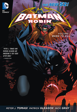 Batman and Robin, Vol. 1: Born to Kill (2012)