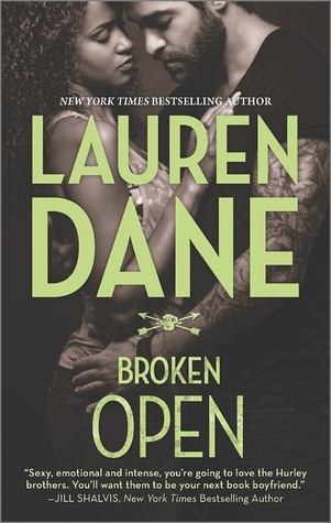 Broken Open (2014) by Lauren Dane