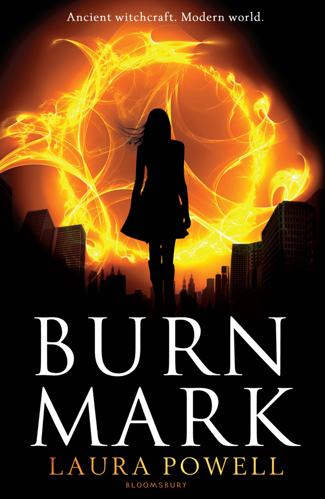 Burn Mark (2012) by Laura Powell