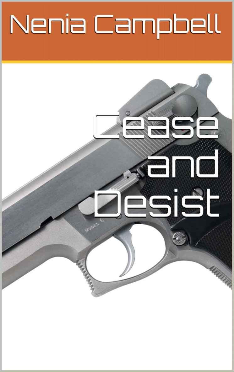 Cease and Desist (The IMA Book 4)