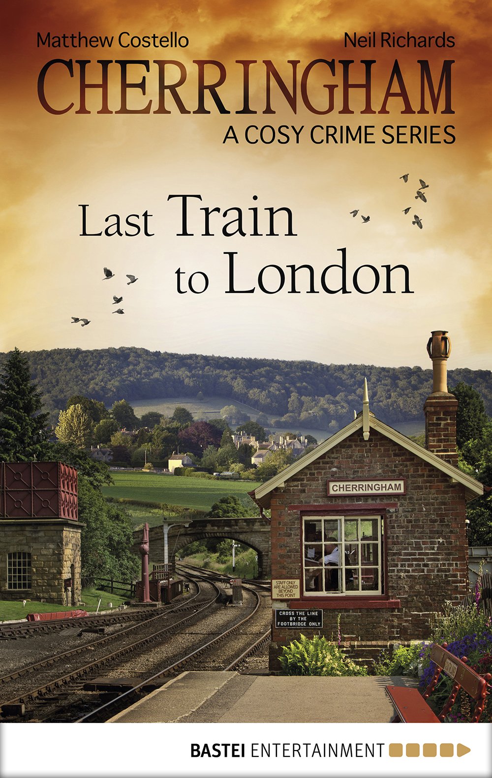 Cherringham--Last Train to London (2015)