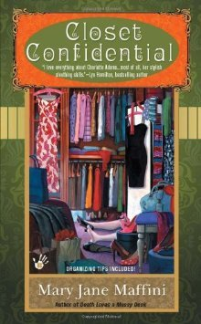 Closet Confidential (2010) by Mary Jane Maffini