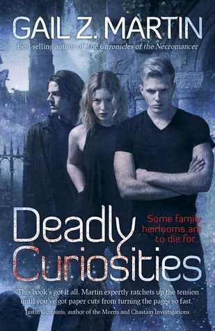 Deadly Curiosities (2014)