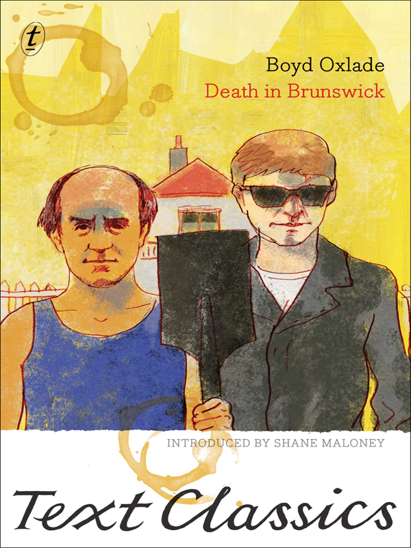 Death in Brunswick (2012)