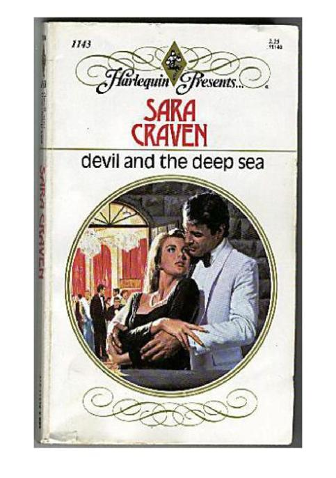 Devil and the Deep Sea by Sara Craven