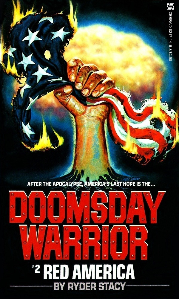 Doomsday Warrior 02 - Red America