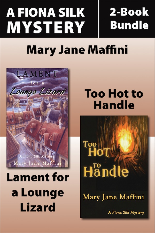Fiona Silk Mysteries 2-Book Bundle by Mary Jane Maffini