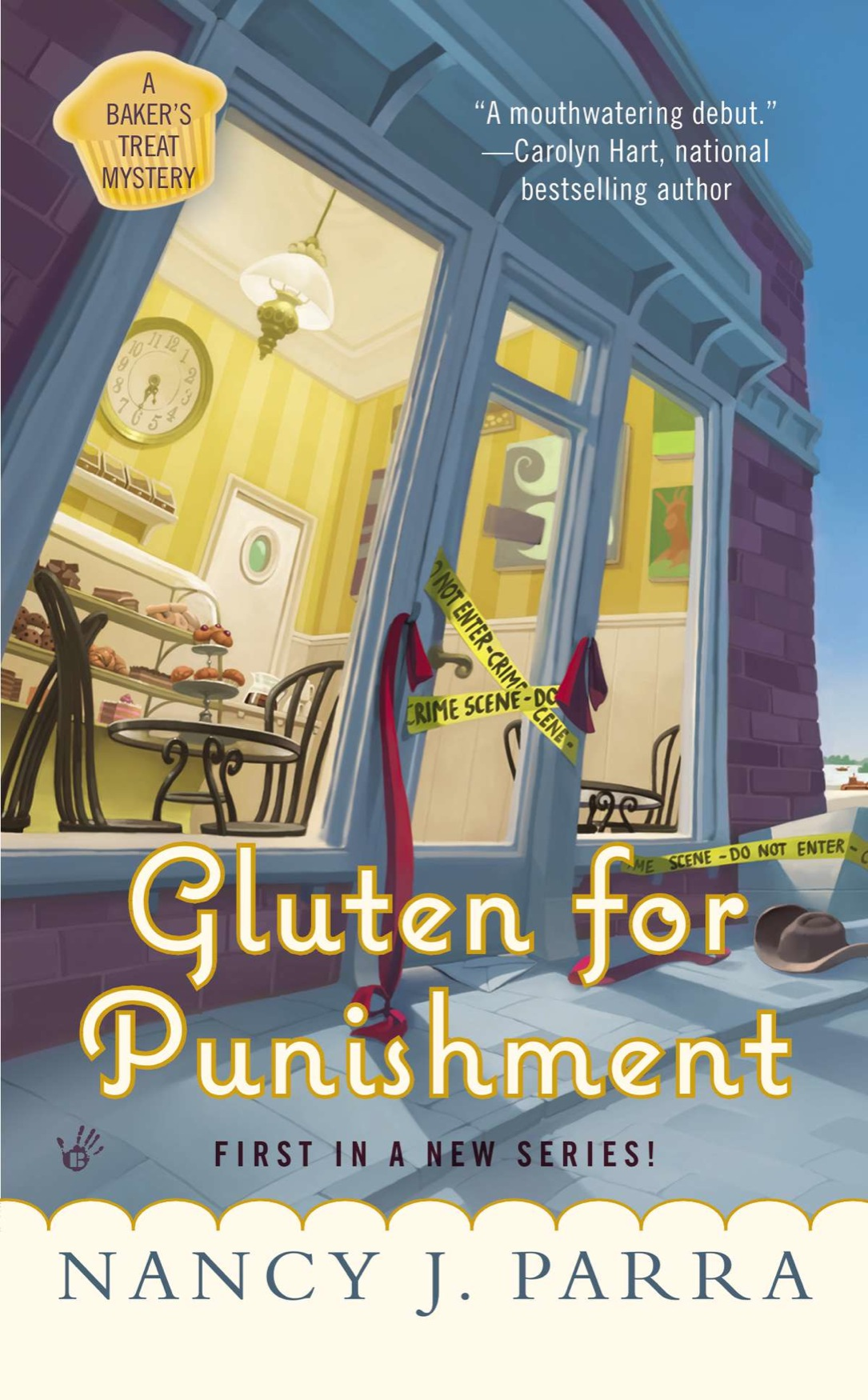 Gluten for Punishment (2013) by Nancy J. Parra
