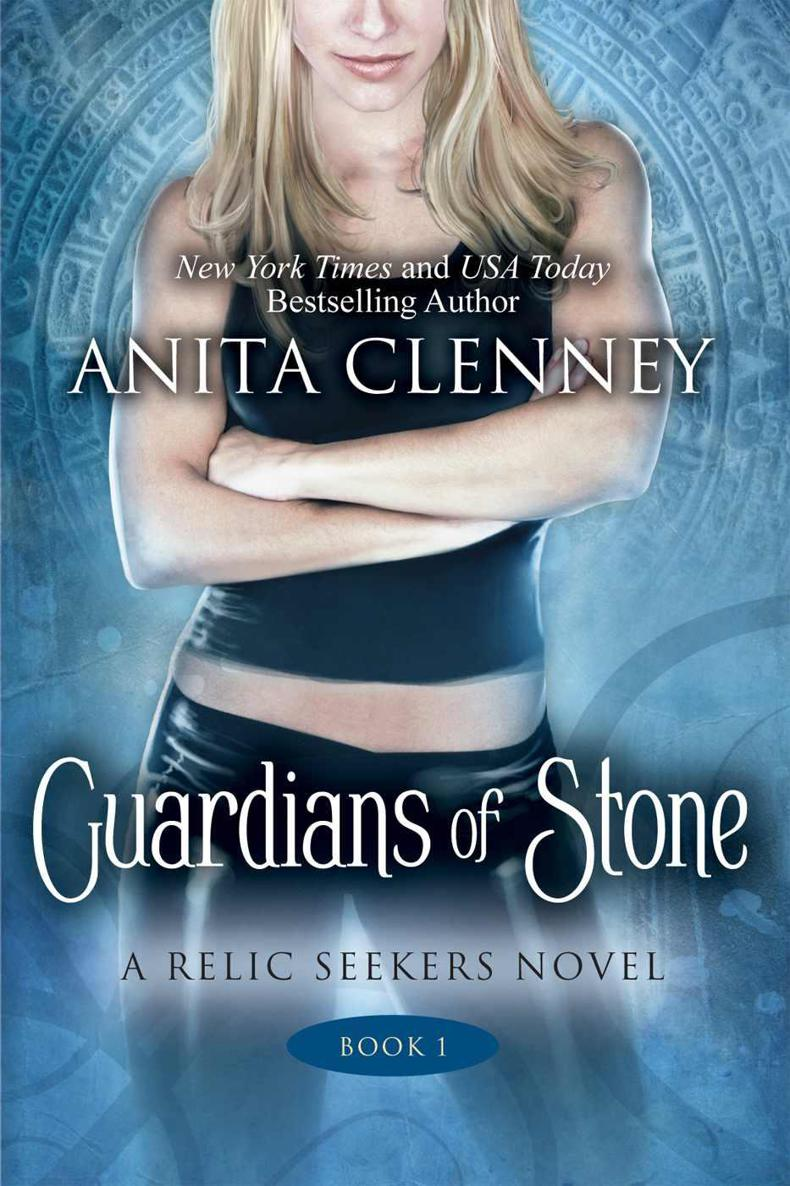 Guardians of Stone (The Relic Seekers) by Clenney, Anita