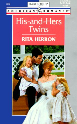 His-And-Hers Twins (Harlequin American Romance, #820) (2000) by Rita Herron