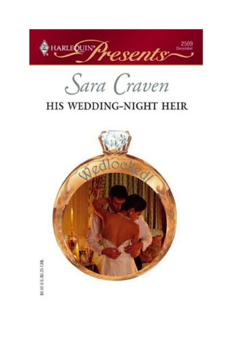 His Wedding-Night Heir by Sara Craven
