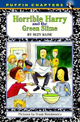 Horrible Harry and the Green Slime (1998) by Suzy Kline