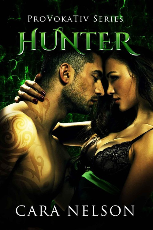 Hunter: Rockstar Romance (The ProVokaTiv Series Book 2) by Nelson, Cara