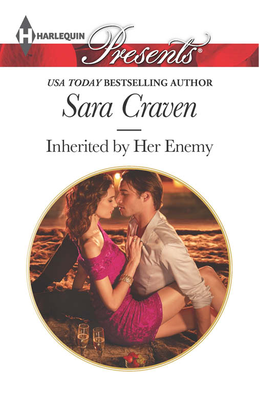 Inherited by Her Enemy by Sara Craven