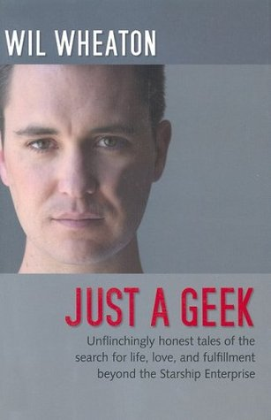 Just a Geek: Unflinchingly honest tales of the search for life, love, and fulfillment beyond the Starship Enterprise (2004) by Neil Gaiman