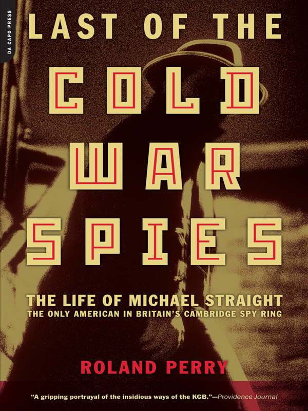 Last of the Cold War Spies (2012)
