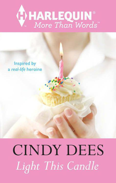 Light This Candle (Harlequin More Than Words) by Dees, Cindy