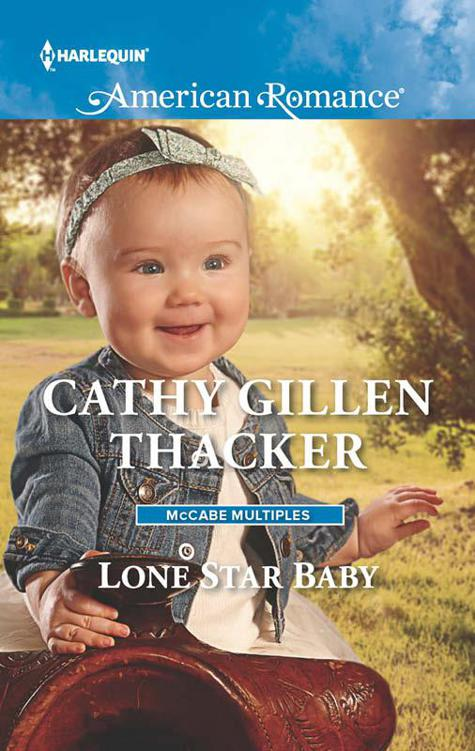 Lone Star Baby (McCabe Multiples Book 5)