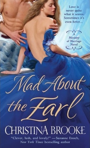 Mad About the Earl (2012) by Christina Brooke