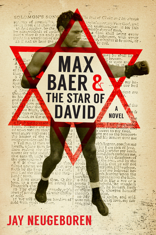 Max Baer and the Star of David (2016)