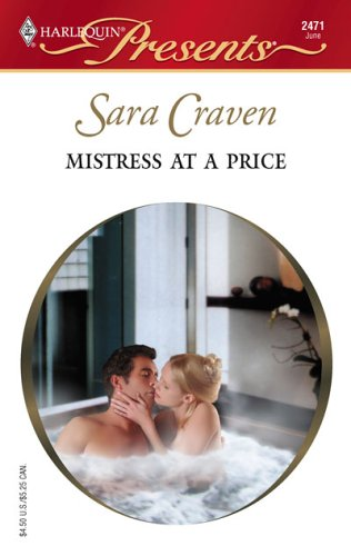 Mistress at a Price by Sara Craven