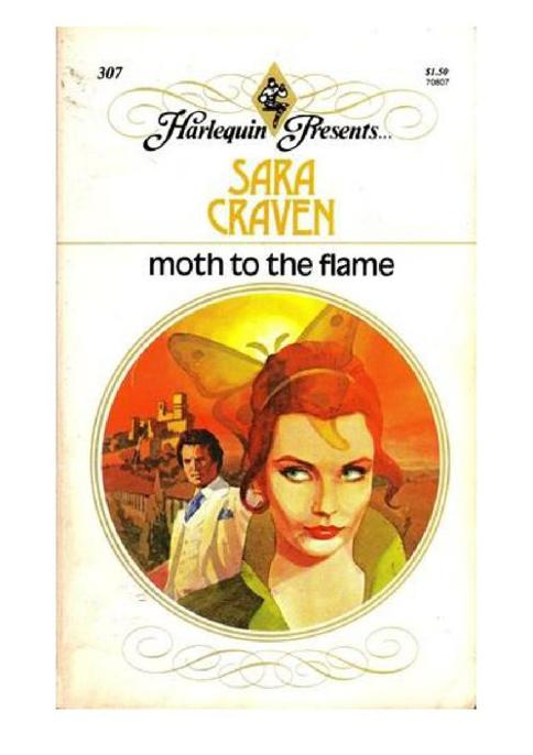 Moth to the Flame by Sara Craven