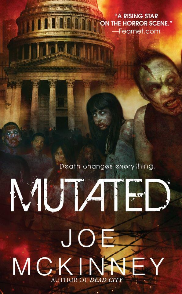 Mutated - 04 by Joe McKinney