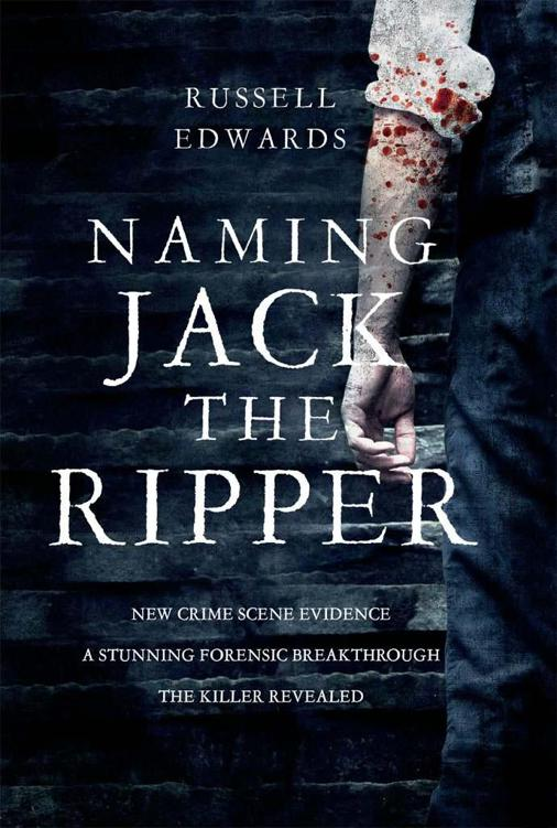 Naming Jack the Ripper: The Biggest Forensic Breakthrough Since 1888