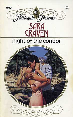 Night of the Condor by Sara Craven