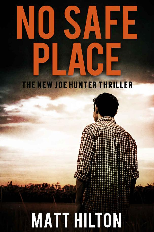 No Safe Place (Joe Hunter Thrillers Book 11)