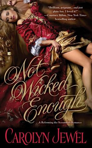 Not Wicked Enough (2012)
