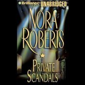 Private Scandals (2008) by Nora Roberts