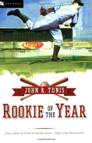 Rookie of the Year (2006) by Bruce Brooks