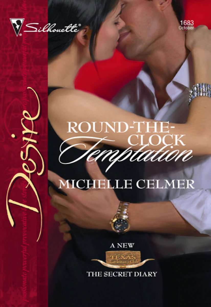 Round-the-Clock Temptation (2005) by Michelle Celmer