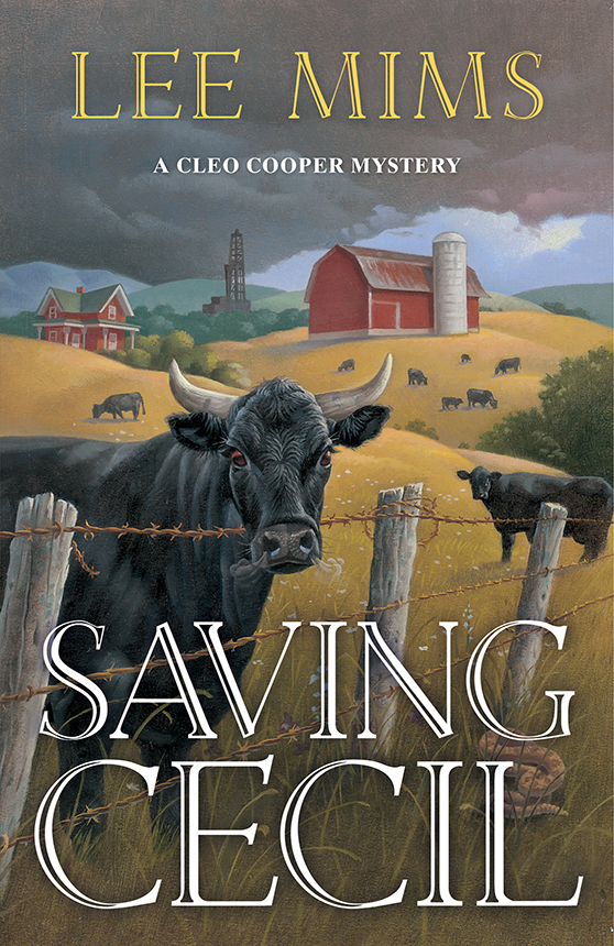 Saving Cecil (2015) by Lee Mims