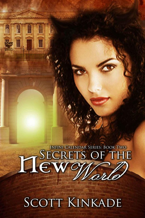 Secrets of the New World (Infini Calendar) (Volume 2) by Kinkade, Scott
