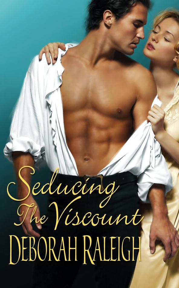 Seducing the Viscount (2014) by Alexandra Ivy