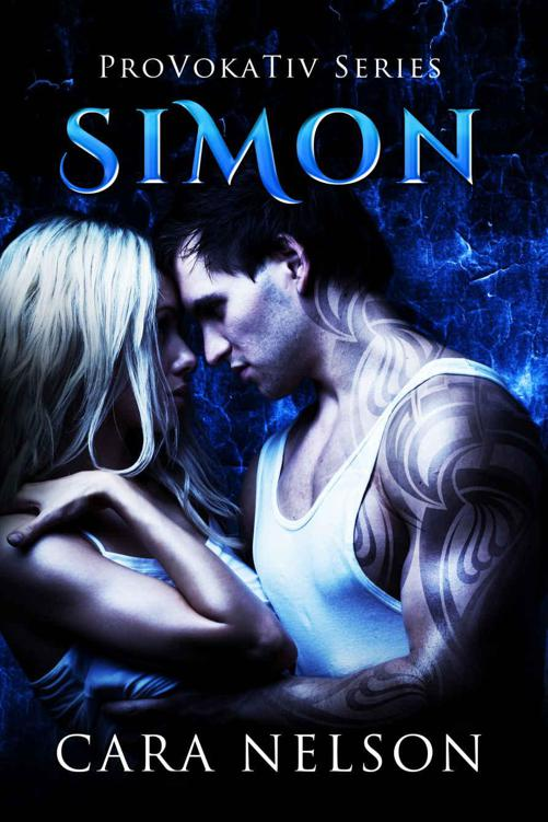 Simon: Rockstar Romance (The ProVokaTiv Series Book 3) by Nelson, Cara