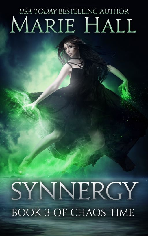 Synnergy, Chaos Time Book 3