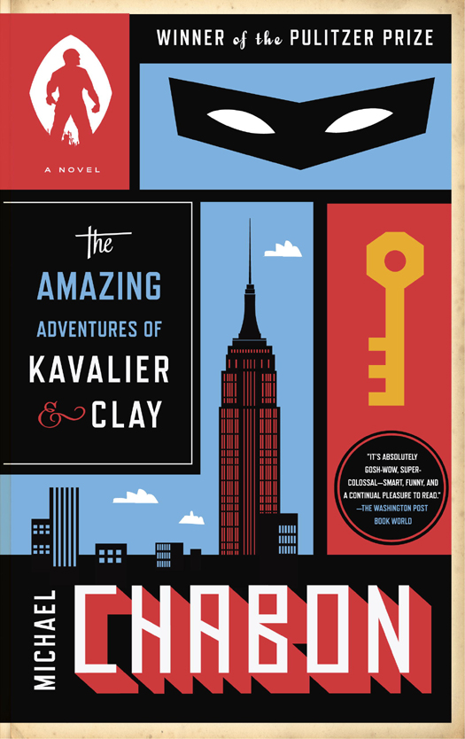 The Amazing Adventures of Kavalier & Clay (with bonus content) (2012)