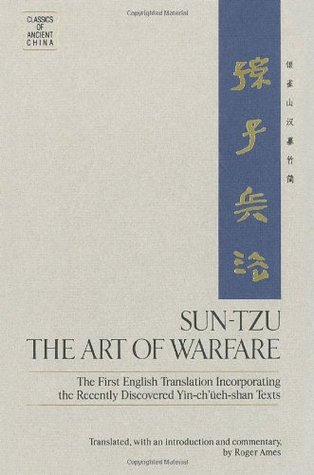 The Art of Warfare (Classics of Ancient China) (1993)