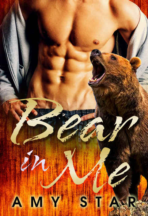 The Bear In Me: A BBW Bear Shifter Romance by Amy Star
