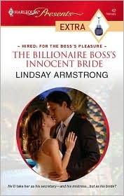 The Billionaire Boss's Innocent Bride (2009)