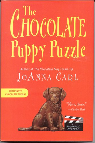 The Chocolate Puppy Puzzle (2015) by JoAnna Carl