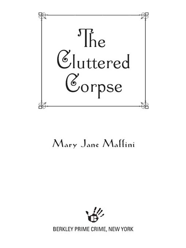 The Cluttered Corpse