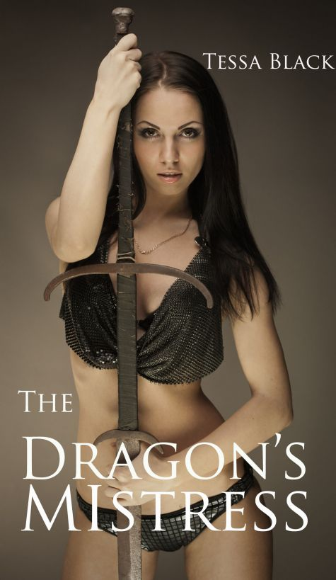 The Dragon's Mistress (Dragon Erotica) by Tessa Black