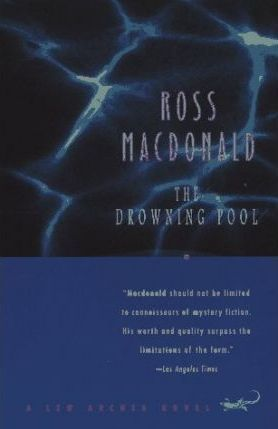The Drowning Pool (1996) by Ross Macdonald