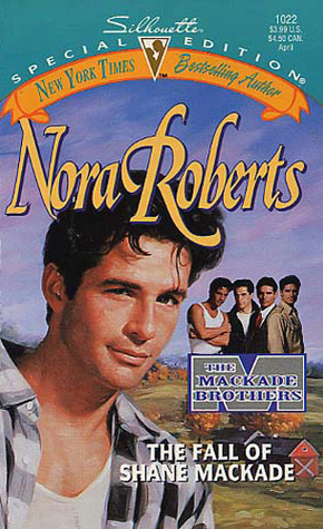 The Fall of Shane MacKade (1996) by Nora Roberts